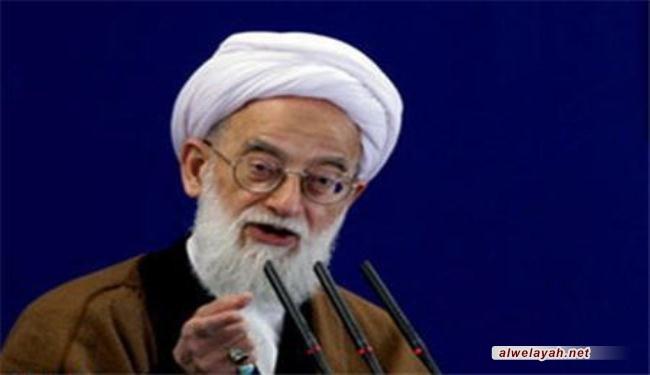 آية الله إمامي كاشاني: الإمام الخميني كان يؤكد على وحدة العالم الإسلامي