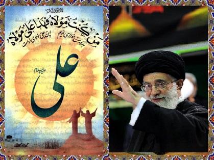 القائد: ايجاد مجتمع إسلامي هي الرسالة التي استلهمها شعبنا من واقعة الغدير