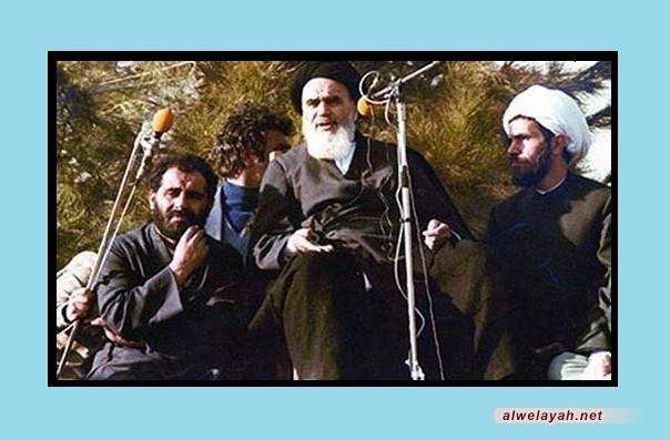 الإمام الخميني والحكومة الدينية