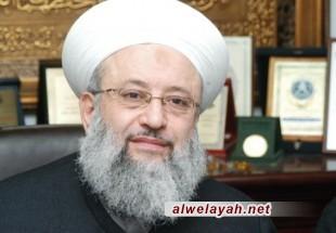 الشيخ ماهر حمود: رسالة القائد تذكرنا برسائل رسول الله لباقي الأمم ليدعوهم إلى الإسلام الحقيقي