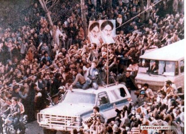 خصائص الثورة الإسلامية