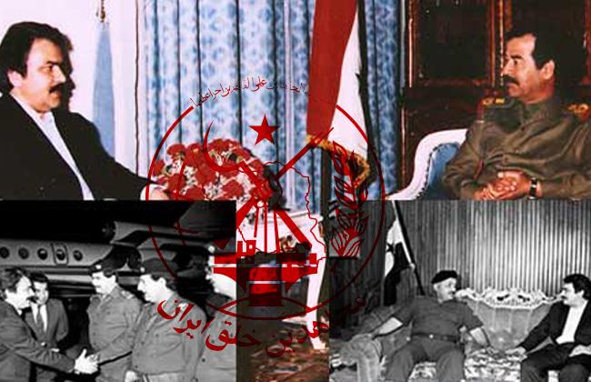 هجوم صدام بتحريض من امريكا ومحاولات بعض الفئات لاثارة الشغب