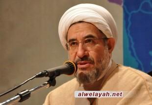 آية الله الاراكي: نظام ولاية الفقيه قائم على أسس عقلانية وموضوعية