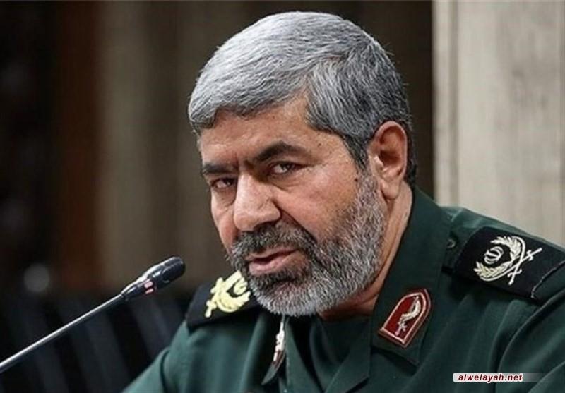 العميد شريف.. اليوم أصبحنا قوة صاروخية ويمكننا أن ندافع عن شعبنا وأنصار ثورتنا الإسلامية