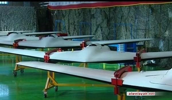 ما هي طائرات الحرس الثوري التي دكت مقرات الارهابيين شرق الفرات؟