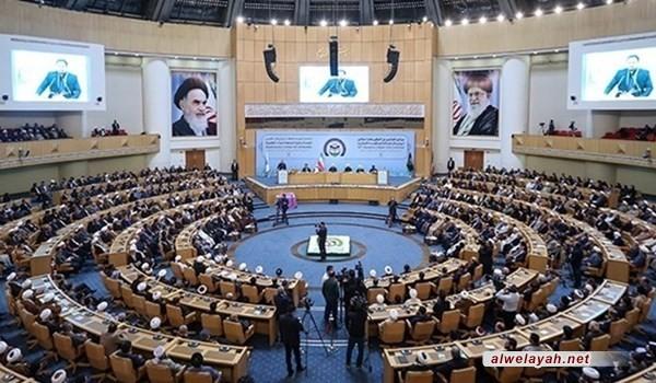 """بشعار """"القدس محور الوحدة"""" انطلاق أعمال المؤتمر الدولي الـ 32 للوحدة الإسلامية بطهران"""