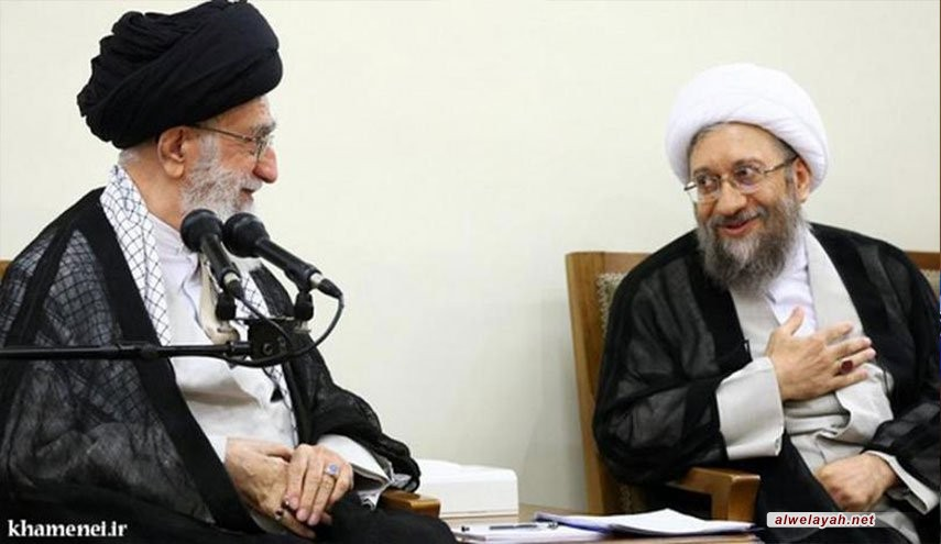 الإمام الخامنئي يعين آملي لاريجاني رئيسا لمجمع تشخيص مصلحة النظام