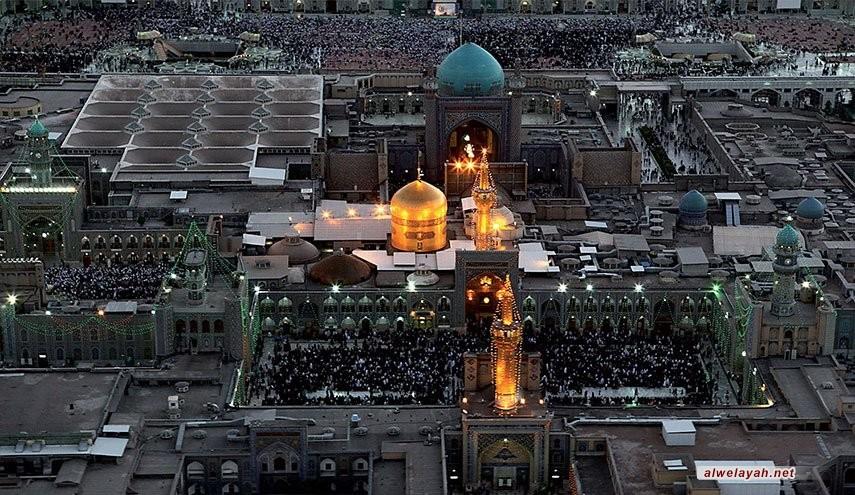 مدينة مشهد المقدسة تضع بيان قائد الثورة حيز التنفيذ