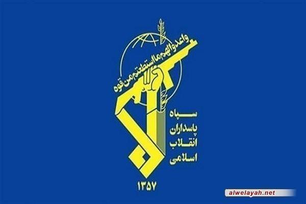 الحرس الثوري يعلن إطلاق 7 صواريخ ارض ارض على قواعد الإرهابيين