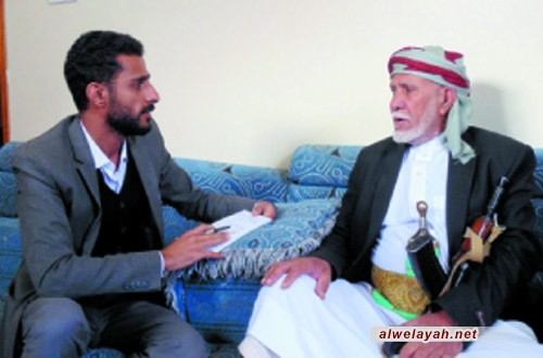 والد الشهيد الصماد يكشف أسرارا هامة من حياة نجله صالح
