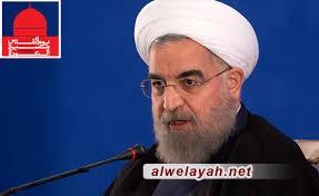 روحاني: تحرير القدس هدف مقدس للشعب الإيراني وجميع المسلمين