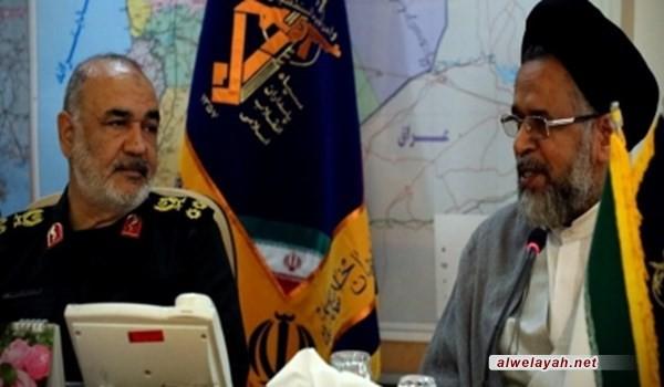 قائد الحرس الثوري: نخوض اليوم حربا استخباراتية مع الأعداء