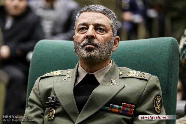 اللواء موسوي: مشاركة الشعب الإيراني في مسيرات 11 شباط تجسد عزمه ووحدته الوطني