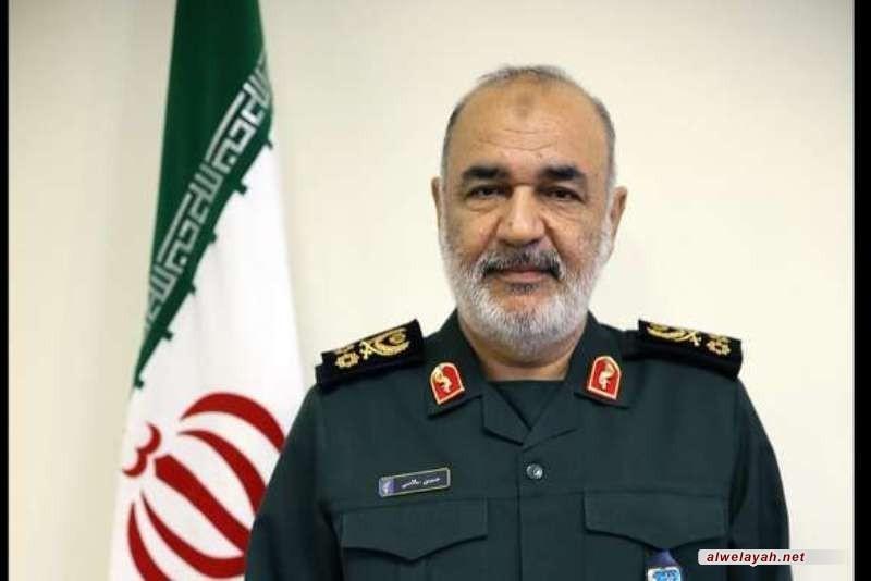اللواء سلامي: المقاومة هي السبيل الوحيد للحل