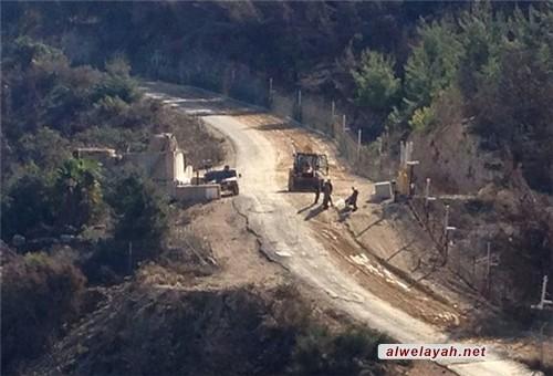 حزب الله لبنان يدمّر آلية عسكرية لجيش الاحتلال
