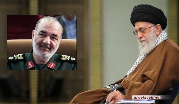 الإمام الخامنئي يعين اللواء حسين سلامي قائدا عاما لحرس الثورة الإسلامية