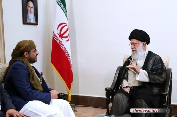 قراءات في زيارة وفد جماعة أنصار الله إلى طهران