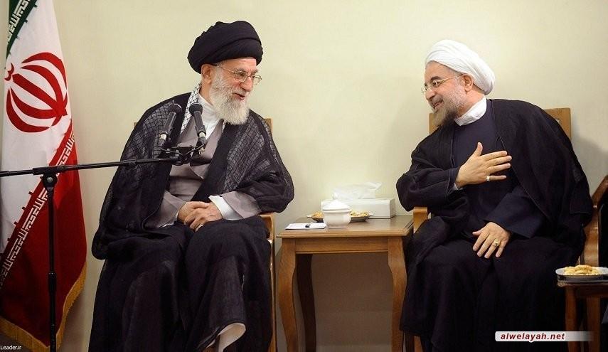 قائد الثورة الإسلامية: لا مانع من مناقشة هذه القوانين في البرلمان..