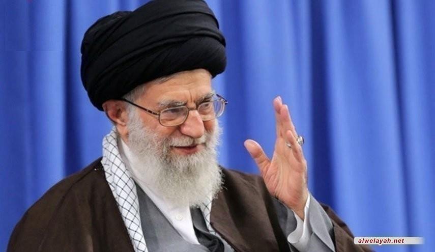 قائد الثورة الإسلامية يهنئ المنتخب الوطني للمصارعة الحرة لإحرازه لقب آسيا