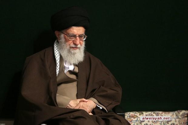 الإمام الخامنئي يعزي بحادث تحطم طائرة بوئينغ 707 في مدينة كرج