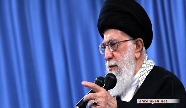 قائد الثورة الإسلامية: عززوا جهاز إنتاج المحتوى في الأجواء الافتراضية