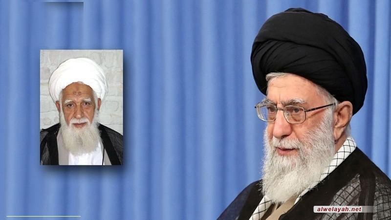 قائد الثورة الإسلامية يعزي بوفاة آية الله آصف محسني