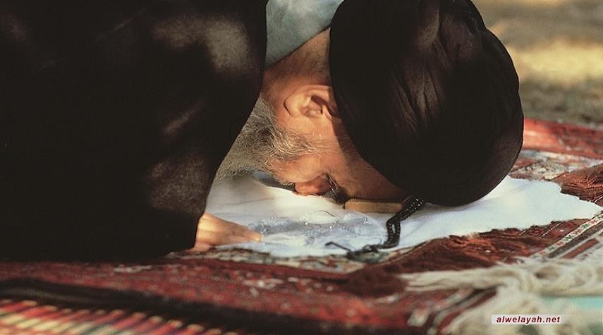 الآداب المعنوية للصلاة، الإمام الخميني: في طريق تحصيل حضور القلب