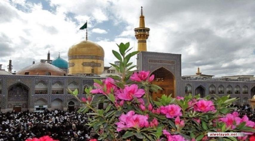 ما هي المدن التي زارها الإمام الرضا قبل وصوله إلى خراسان؟