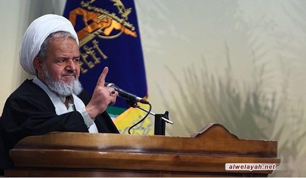 حجة الإسلام سعيدي: مسيرة الأربعين تجسد قوة الإسلام