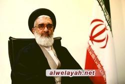 السيد سعيدي يدعو إلى العمل لتحقيق مطالب قائد الثورة الإسلامية