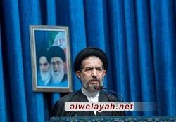 خطيب الجمعة في طهران: عمليات الحرس الثوري حطمت هيبة أميركا في المنطقة