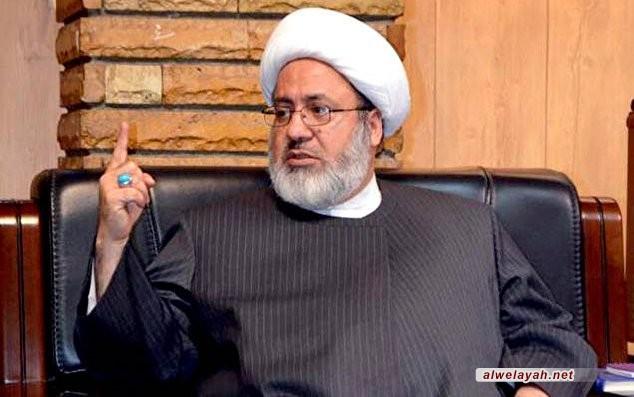 نائب أمين عام المقاومة الإسلامية حركة النجباء: الثورة الإسلامية تشكّل واجهة للتغييرات التي يشهدها العالم