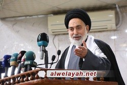إمام جمعة النجف الاشرف: الثورة الإسلامية كسرت هيمنة الدول الغربية