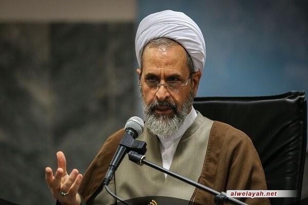 """رئيس الحوزات العلمية في ايران يدعو الى رفض """"صفقة القرن"""""""