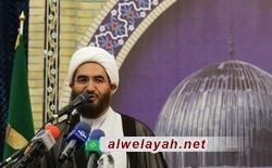 حجة الإسلام علي اكبري: موازنة القوى في العالم تتغير لصالح المقاومة والثورة الإسلامية