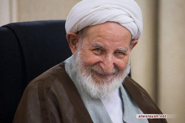 وفاة رئيس السلطة القضائية الأسبق آية الله محمد يزدي