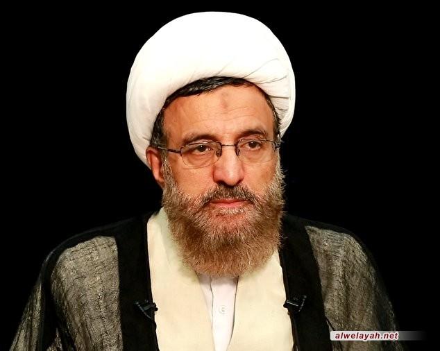 على الحوزة أن تتقدم بالخطوة الثانية للثورة الإسلامية بقوة وإيمان راسخ