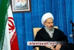 آية الله نمازي: الشعب هم حماة الثورة الإسلامية