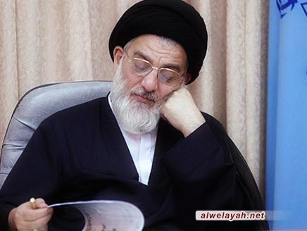 الحكومة الإيرانية تعلن الحداد العام غدا الأربعاء بمناسبة رحيل آية الله الهاشمي الشاهرودي