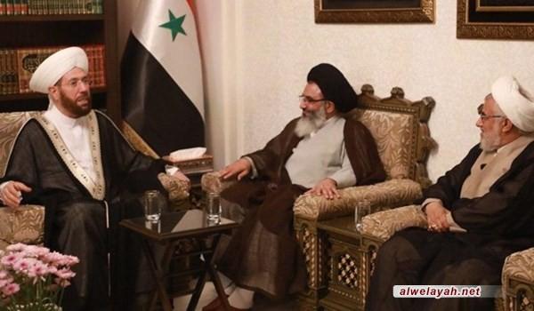 مفتي سوريا: اغتالوا شهيدنا سليماني ظلما وسيتلقون الرد