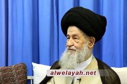 المرجع الديني علوي الجرجاني: الثورة الإسلامية أمانة في أعناقنا