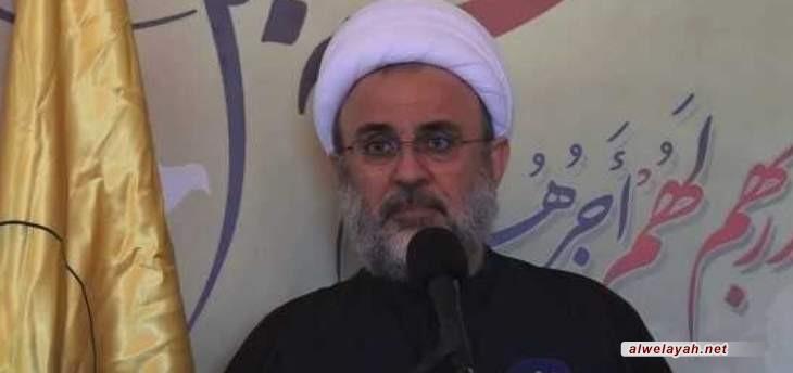 عضو المجلس المركزي في حزب الله: ترامب يستطيع أن يذل رؤساء دول لكنه تجرع المذلة برسالته إلى الإمام الخامنئي