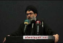 السيد هاشم الحيدري: صفقة القرن ستتحول إلى «صفعة القرن» بقدرة جبهة المقاومة