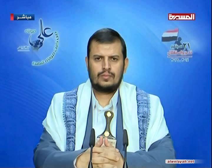 السيد الحوثي: الإسلام دين وعي ونور وبصيرة، يحرر الإنسان من التبعية الفكرية