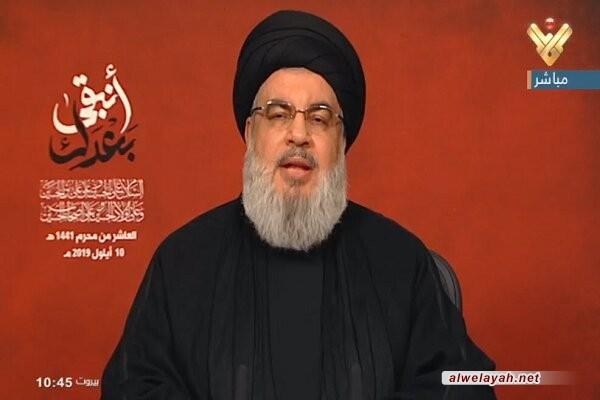السيد نصر الله: الإمام الخامنئي هو قائد محور المقاومة وإيران هي داعمته الأقوى