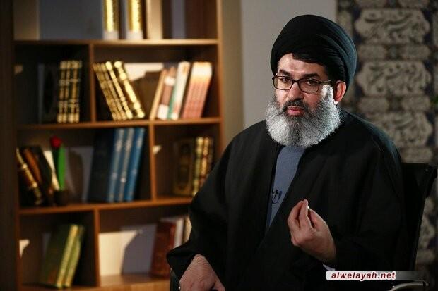 السيد هاشم الحيدري: الطريق للوقوف أمام الفساد والظلم هو عودة الإسلام إلى المجتمع