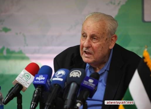 السفير الفلسطيني في طهران: قائد الثورة الإسلامية أمين على الوحدة الإسلامية وقضية فلسطين