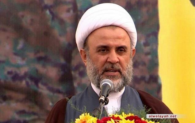 """عضو المجلس المركزي في """"حزب الله"""": إيران تنتصر أمام الهيمنة الأميركية وذلك بالمواقف الشجاعة والحكيمة والصلبة للسيد القائد علي الخامنئي"""