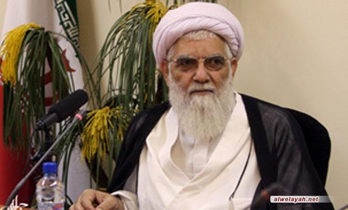 رفيق وتلميذ الإمام الخميني (قدس سره) يتحدث عن جانب من حياته