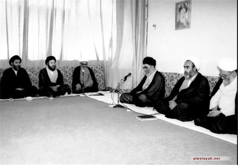 بيان سماحة آية الله العظمى الخامنئي بمناسبة استشهاد آية الله الحكيم1/رجب/1424